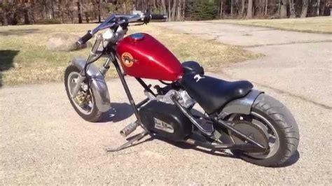 85 mini bike chopper bobber pt 2 gopro home