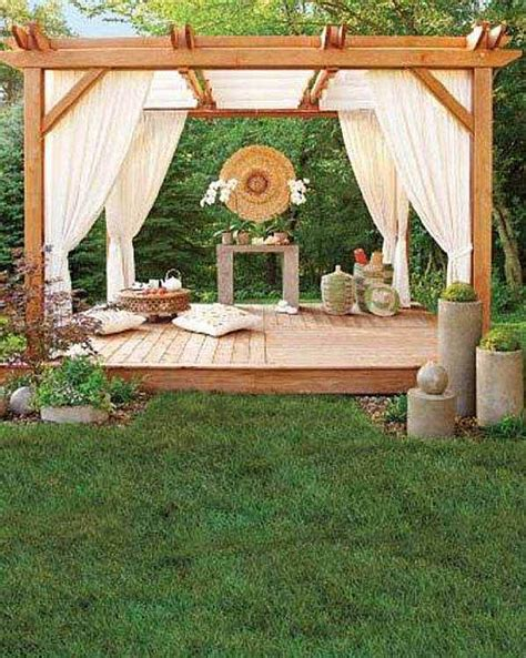 diy home design ideas landscape backyard 25 beautifully inspiring diy backyard pergola designs for