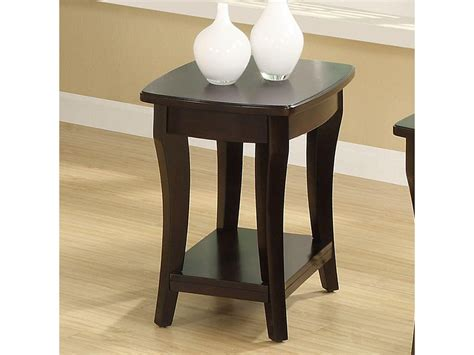 davis chairside table with power riverside living room chairside table 12410 davis