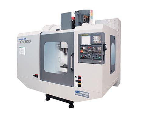 smec lcv  cnc vertical machining center tezmaksan makina