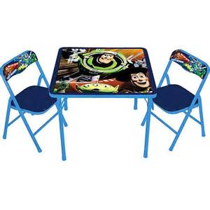 Toy Story Kids Chair Disney Toy Story Activity Table And Chairs Set By Disney