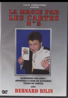 Asmodee La Magie Par Les Cartes by Dvd La Magie Par Les Cartes Bilis Vol 5 Magicien Ch Magasin De Magie