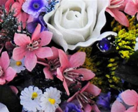 Budget Silk Wedding Flowers by Silk Wedding Flowers Artificial Wedding Bouquets And