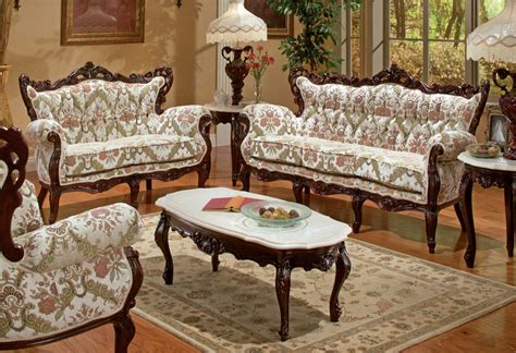Antique Style Living Room Furniture Furniture Furniture