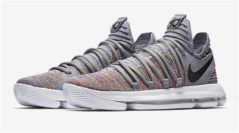 official images nike kd  multi color kicksonfirecom