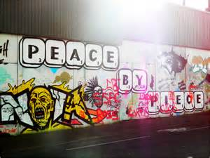 Dr Who Wall Mural attitudes to peace walls northern ireland foundation