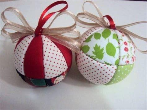patchwork natal bola de natal foto como fazer artesanato passo a passo
