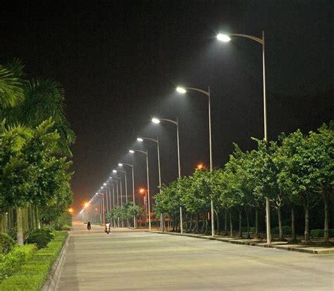 how do street lights work solar powered led street light led lighting blog