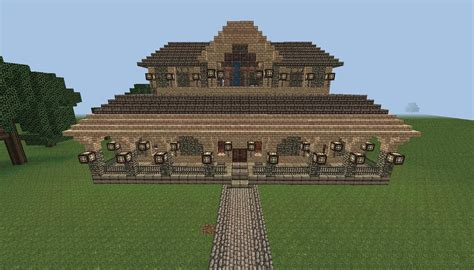 big minecraft house anto garland screenshots show your creation