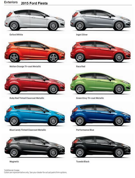 2013 ford mustang colors classic car models