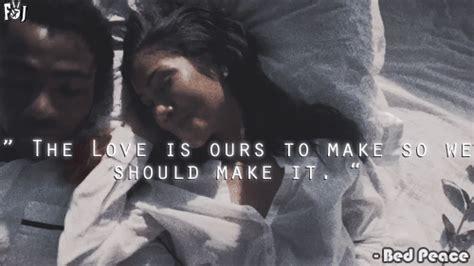 Bed Peace Jhene Aiko Lyrics by Jhene