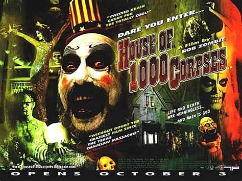 house of a thousand corpses house of 1000 corpses usa 2000 horrorpedia