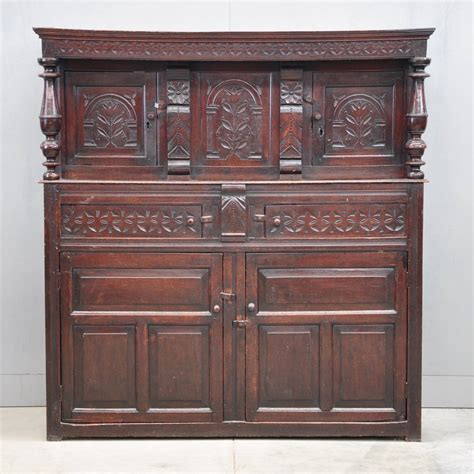 Press Or Cupboard Carved Press Cupboard De Grande Antiques