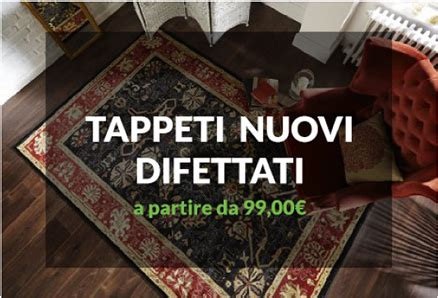 tappeti offerta on line beautiful vendita tappeti on line gallery