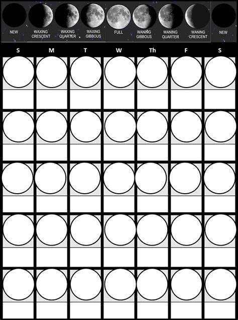 printable moon journal ms deller science for 6th grade scientists