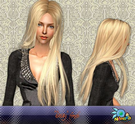 download hairstyles for sims 2 newsea sims2 hair yu043f daisy