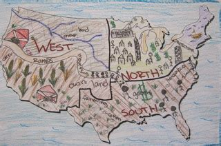 sectionalism in the west mr gray history student work sectionalism posters