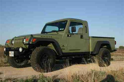 Jeep Brute Truck Sale Buy Used Aev American Expedition Vehicles Jeep Wrangler