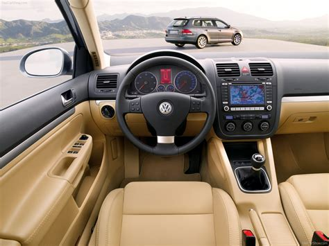 Volkswagen Golf Variant 2008 Picture 43 Of 77