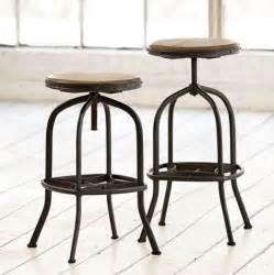 Ballard Designs Kitchen Rugs allen stool industrial bar stools and counter stools