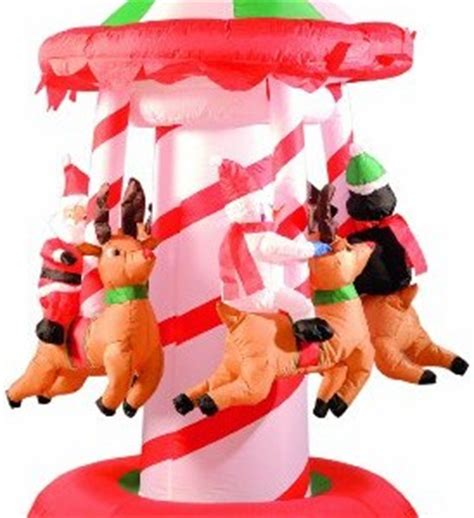 inflatable christmas decoration clearance sale