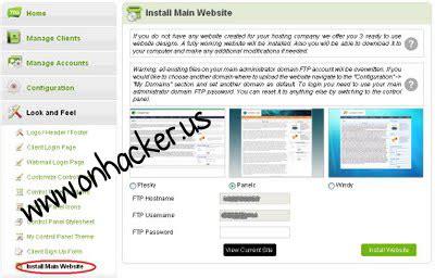 membuat web hosting sendiri cara membuat web hosting sendiri onhacker blog