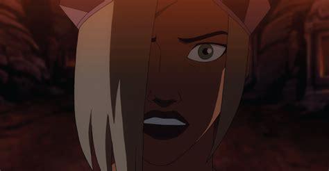 Vicki Lewis Returns to DC Universe Animated Original