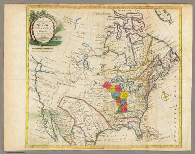 america map zoomable new map of america carver jonathan 1781