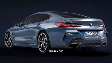 2019 Bmw 8 Series Gran Coupe by Bmw S 233 Rie 8 Gran Coup 233 G16 2019 Topic Officiel S 233 Rie