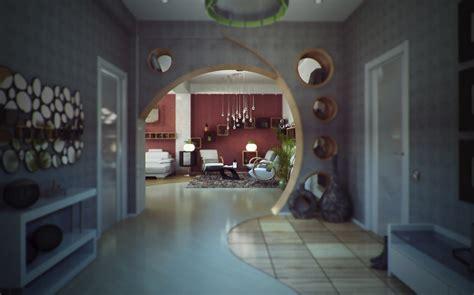 Curve Interior Design by Precious Interior Detailing