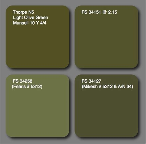Matching Color Schemes by