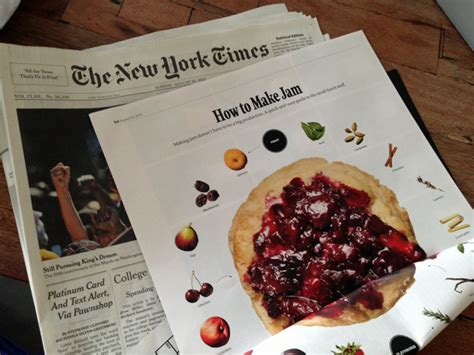 Ny Times Dining Section an open letter to the new york times magazine food section