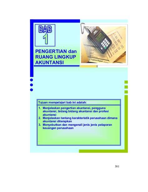 Akuntansi Keuangan Menengah Jilid I konsep dasar akuntansi dan pelaporan keuangan jilid 3 smk