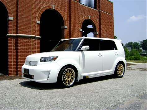 Good Toaster Gold Wheels On Super White Page 4 Scion Xb Forum