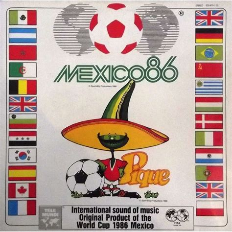 Fifa world cup 1986 logo - Thepix.info Fifa World Cup 1986 Logo