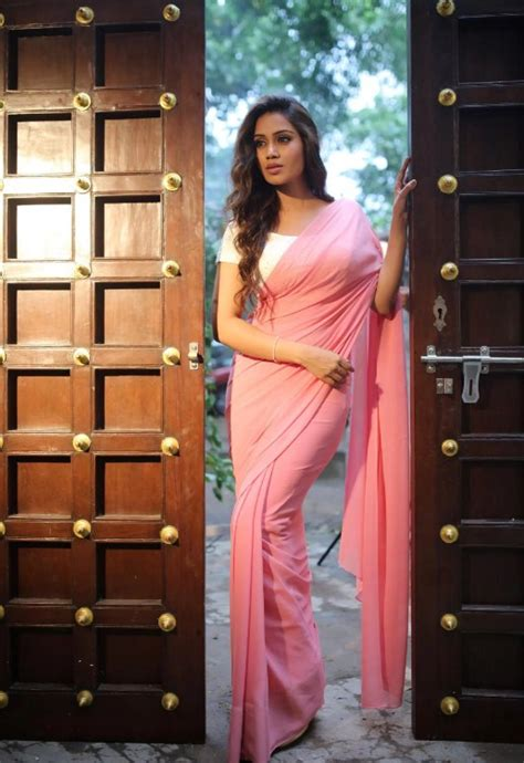 Nivetha Pethuraj Photoshoot - South Indian Actress Kavya Ravichandran