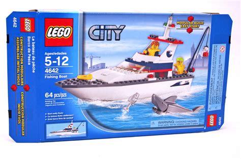 all lego boat sets fishing boat lego set 4642 1 building sets gt city