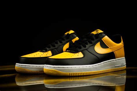 Terbaru Nike Airforce 1 Black 4 nike air 1 low black yellow sneaker bar detroit