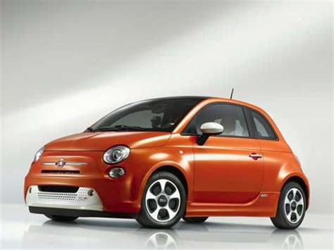 2013 fiat 500e review fast five best sub compact cars for 2013 autobytel