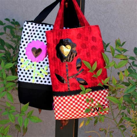 easy tote bag pattern with zipper free sewing pattern zipper pocket tote bag i sew free