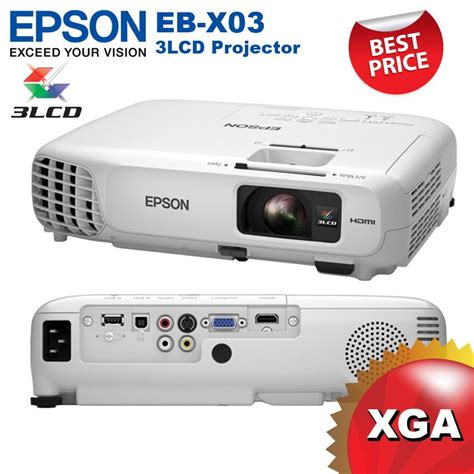 Projector Epson Malaysia epson eb x03 business projector end 6 6 2015 12 15 pm