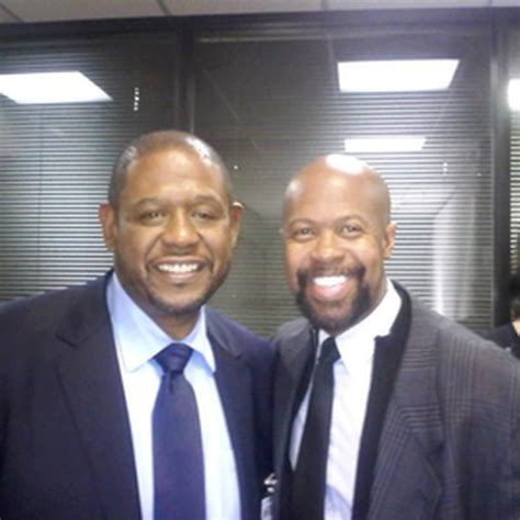 forest whitaker and his brother brother eden w forest whitaker