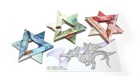 Of David Origami - kade chan origami 香港摺紙工作室 日誌 origami of david