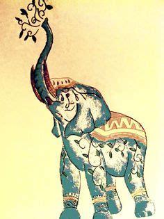 elephant tattoo good luck 1000 images about elephants illustrations on pinterest