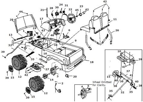chevy truck parts diagram power wheels chevy truck parts