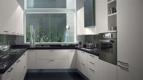 small kitchen design ideas 2014 sleek modern kitchen looks like a posh contemporary office