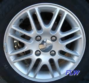 Ford Rims 2006 Ford Focus Oem Factory Wheels And Rims