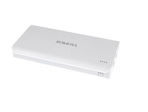 Powerbank Romos Solo6 16000mah power bank romoss 6 pb18 16000mah świat baterii