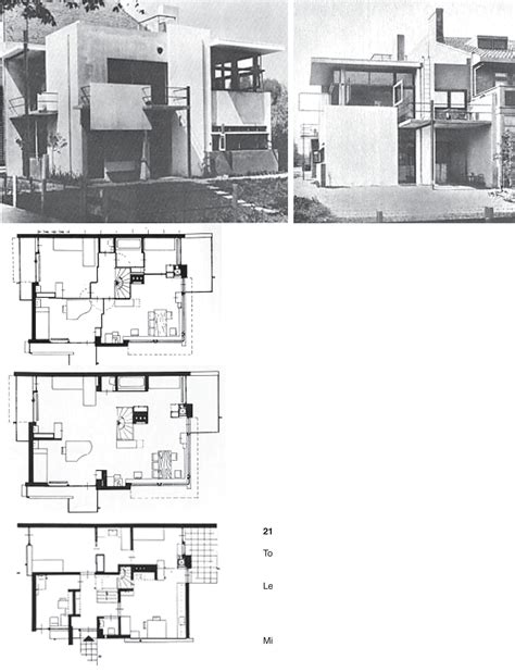 Rietveld Schroder House Floor Plans section 7 history test 16 22 flashcards at university of