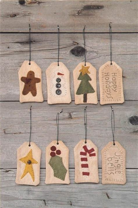 pattern hutch stitchery wooden spool designs happy holiday collection tags the